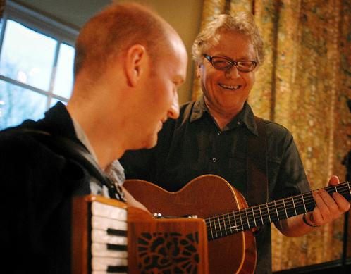 Donald Shaw and Paul Brady