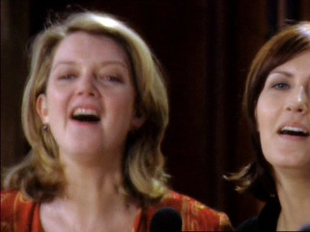 Fiona Kennedy and Karen Matheson