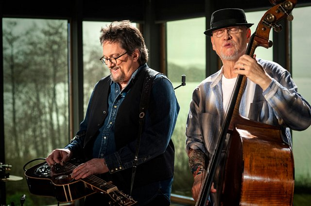 Jerry Douglas & Danny Thompson