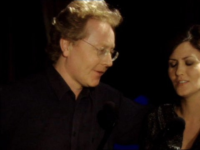 Paul Brady and Karen Matheson