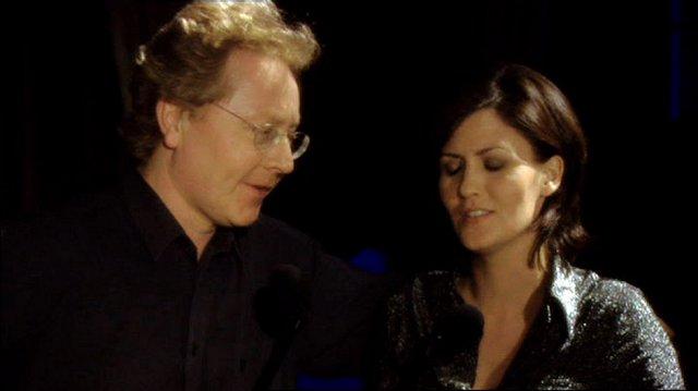 Paul Brady and Karen Matheson