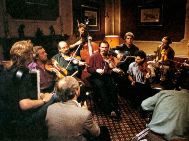 Transatlantic Sessions 1 - Group Shot